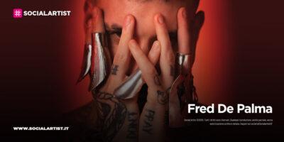 """Fred De Palma, dal 2 luglio il nuovo album """"Unico"""""""