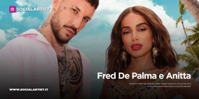 """Fred De Palma e Anitta, dal 25 giugno il nuovo singolo """"Un altro ballo"""""""