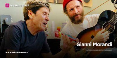"""Gianni Morandi, il nuovo brano """"L'allegria"""" scritto e prodotto da Jovanotti"""