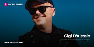 "Gigi D'Alessio, le date del ""Noi due tour – A gentile richiesta"""