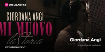 """Giordana Angi, dal 6 giugno il documentario """"Mi Muovo: la storia"""""""