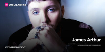 """James Arthur, dall'8 ottobre il nuovo album """"It'll All Make Sense In The End"""""""
