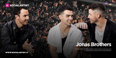 """Jonas Brothers, dal 21 giugno il nuovo singolo """"Remember This"""""""