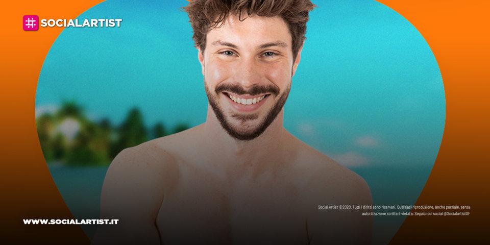 Love Island Italia, la scheda del lover Denis
