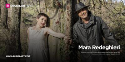 """Mara Redeghieri, dal 1 giugno il nuovo singolo """"UomoNero"""" con Luca Carboni"""