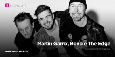 """Martin Garrix, Bono e The Edge, protagonisti dell'apertura di """"UEFA EURO 2020"""""""