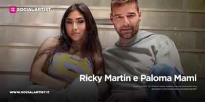 """Ricky Martin e Paloma Mami, il nuovo singolo """"Qué Rico Fuera"""""""