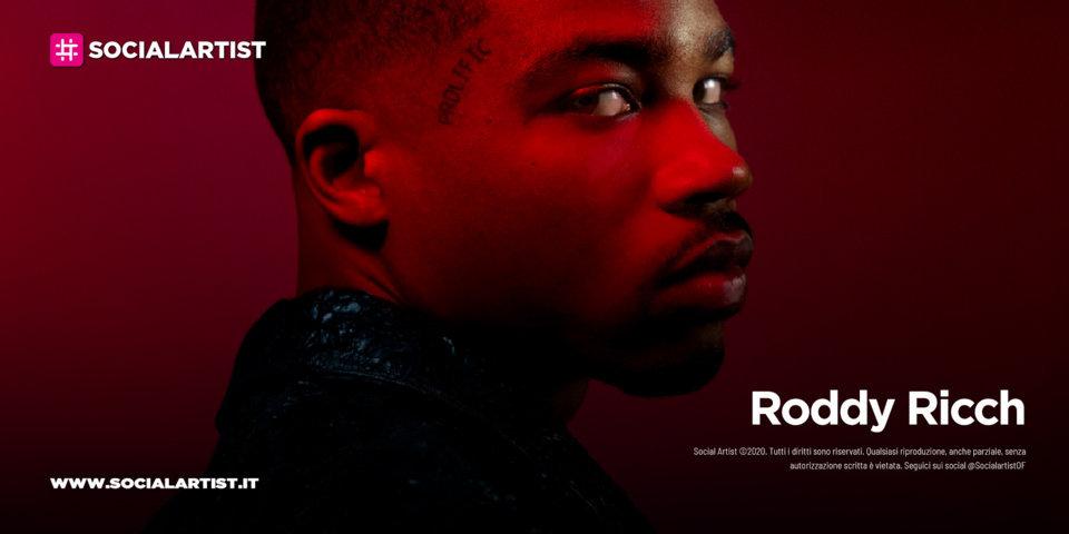 """Roddy Ricch, dal 4 giugno il nuovo singolo """"Late At Night"""""""