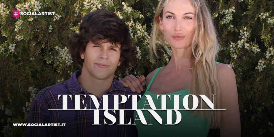 Temptation Island 9, la scheda della coppia Valentina e Tommaso