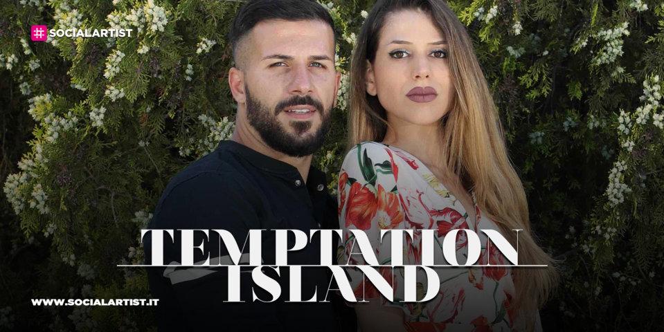 Temptation Island 9, la scheda della coppia Floriana e Federico