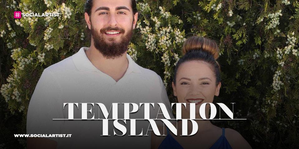 Temptation Island 9, la scheda della coppia Natascia e Alessio