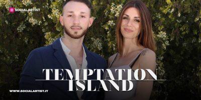 Temptation Island 9, la scheda della coppia Jessica e Alessandro