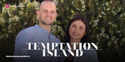 Temptation Island 9, la scheda della coppia Manuela e Stefano