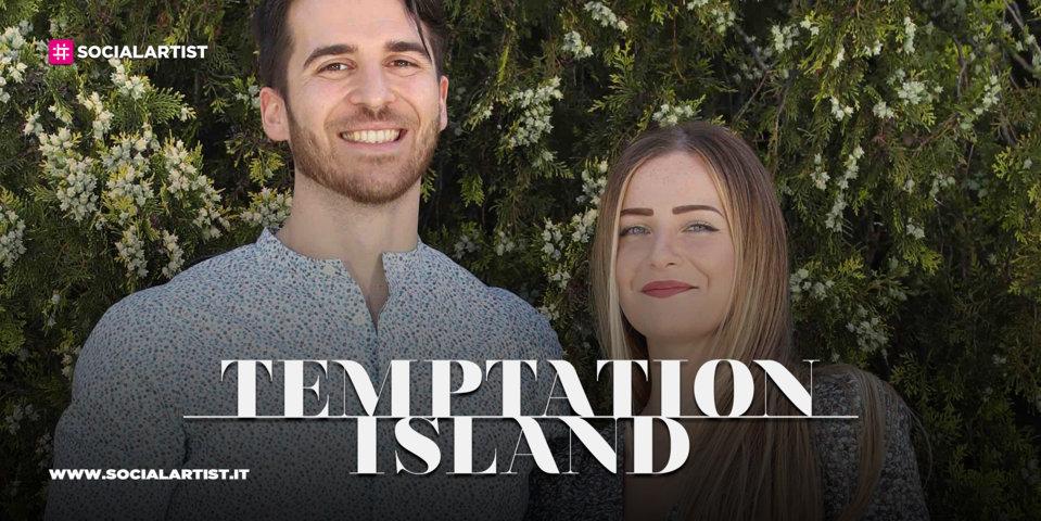 Temptation Island 9, la scheda della coppia Claudia e Ste