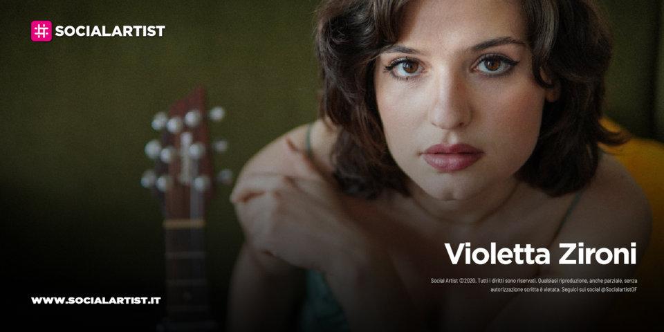 """Violetta Zironi, dall'11 giugno il nuovo singolo """"When You're Not Around"""""""