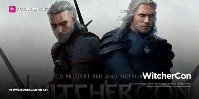 """Netflix – Il programma dell'evento virtuale """"WitcherCon"""""""