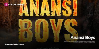 """Amazon Studios, commissionato l'adattamento del romanzo """"Anansi Boys"""""""