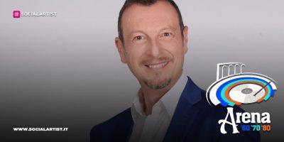 "Rai 1 – Amadeus conduce ""Arena '60 '70 '80"" (2021)"