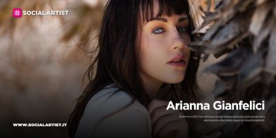 """Arianna Gianfelici, dal 9 luglio il primo album """"Arianna Gianfelici"""""""