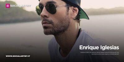 """Enrique Iglesias, dal 2 luglio il nuovo singolo """"Me Pasé"""""""