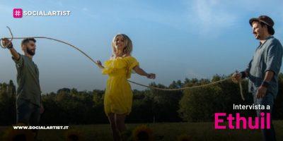 """VIDEOINTERVISTA Ethuil, il nuovo singolo """"Illusione"""""""
