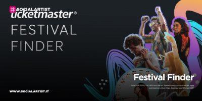 """Ticketmaster Italia, torna in una nuova versione il """"Festival Finder"""""""