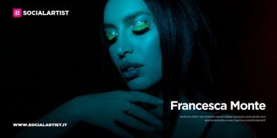 """Francesca Monte, dal 16 luglio il nuovo singolo """"Vertigo"""""""