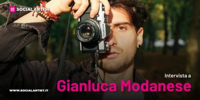 """VIDEOINTERVISTA Gianluca Modanese, il nuovo singolo """"L'ultima volta (prima di dormire)"""""""