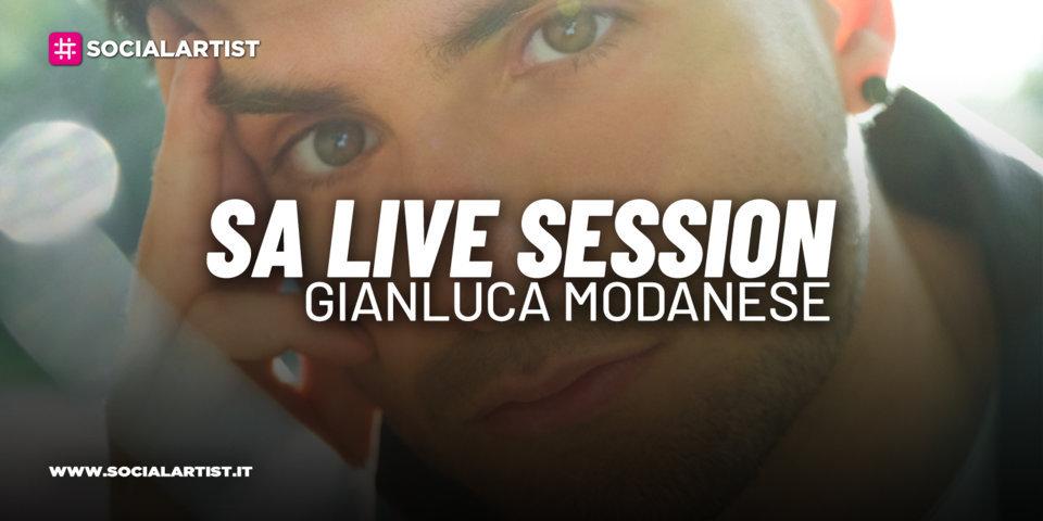 """SA LIVE SESSION – Gianluca Modanese si esibisce con """"L'ultima volta (prima di dormire)"""""""