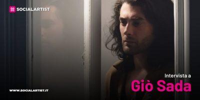 """VIDEOINTERVISTA Giò Sada, il track by track del nuovo EP """"Grande buio"""""""