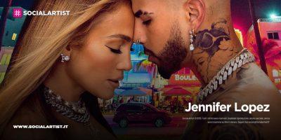 """Jennifer Lopez, dal 9 luglio il nuovo singolo """"Cambia el paso"""" feat. Rauw Alejandro"""