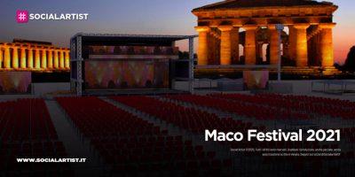Maco Festival 2021, La Rappresentante di Lista, Ernia e tanti altri nel cast