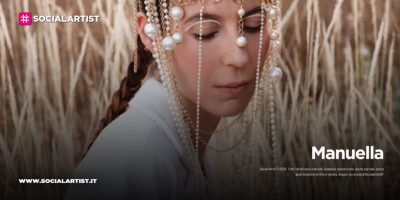 """Manuella, dal 30 luglio il nuovo singolo """"Giostra"""""""