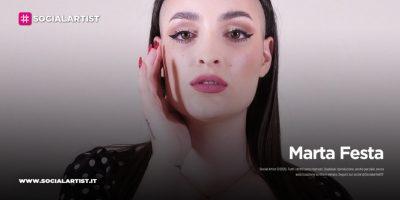 """Marta Festa, dal 30 luglio il nuovo singolo """"Estate Italiana"""""""