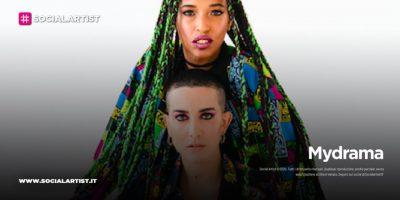 """Mydrama, dal 16 luglio il nuovo singolo """"Uh La La"""" feat. Vhelade"""