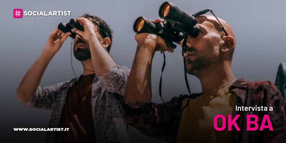 """VIDEOINTERVISTA OK BA, il nuovo singolo """"Fertilia"""""""