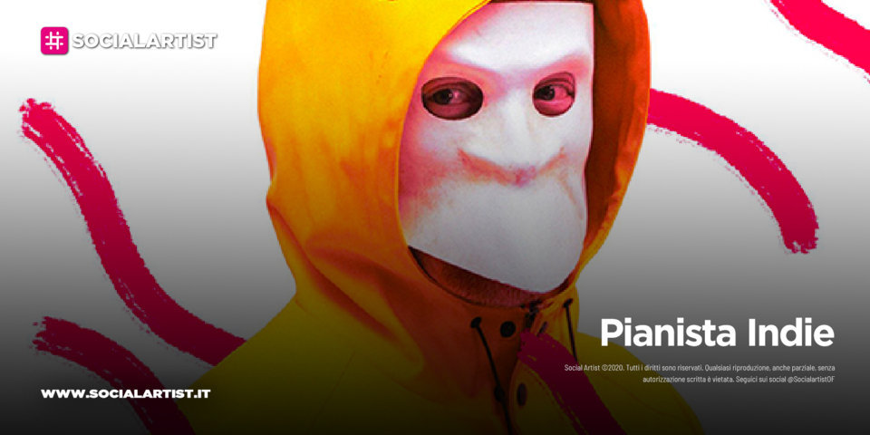 """Pianista Indie, dal 16 luglio il nuovo singolo """"Ciao"""""""
