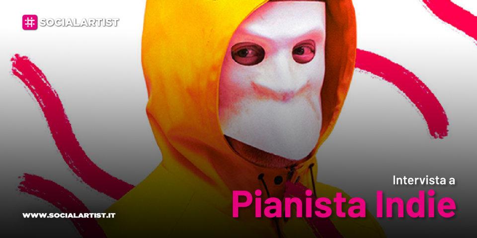 """VIDEOINTERVISTA Pianista Indie, il nuovo singolo """"Ciao"""""""
