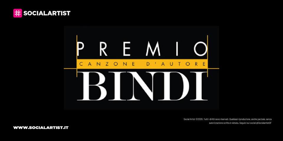 Premio Bindi 2021, da venerdì 9 a domenica 11 luglio