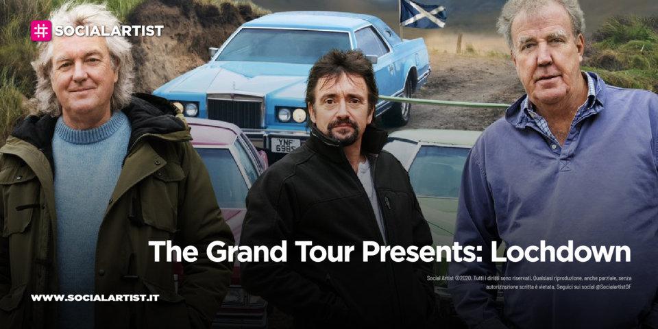 Amazon Prime Video – The Grand Tour Presents: Lochdown (2021)