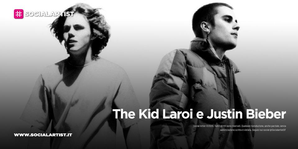 """The Kid Laroi e Justin Bieber, dal 9 luglio il nuovo singolo """"Stay"""""""