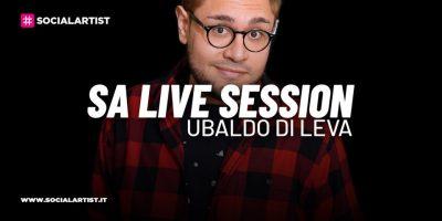 """SA LIVE SESSION – Ubaldo Di Leva si esibisce con """"Marte"""""""