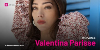 """VIDEOINTERVISTA Valentina Parisse, il nuovo singolo """"Estate Killer"""""""