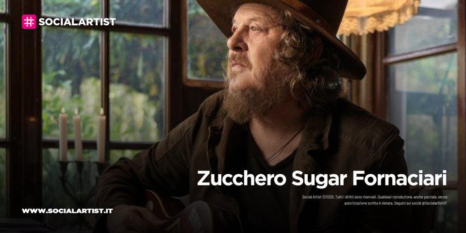 """Zucchero Sugar Fornaciari, le date del """"INACUSTICO 2021"""""""