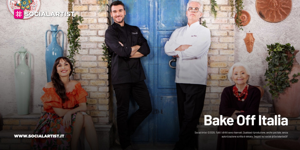 Real Time – Bake Off Italia 9 – Dolci in Forno (2021)
