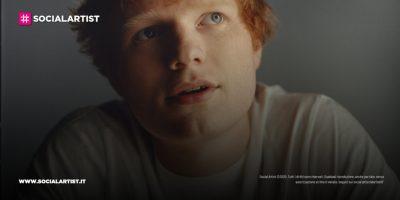 """Ed Sheeran, dal 17 settembre il nuovo singolo """"Shivers"""""""