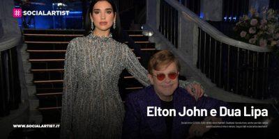 "Elton John e Dua Lipa, dal 13 agosto il nuovo singolo ""Cold Heart (PNAU Remix)"""