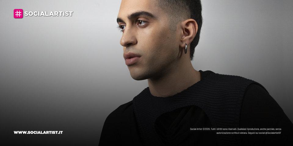 """Mahmood, dal 27 agosto il nuovo singolo """"Rubini"""" feat. Elisa"""