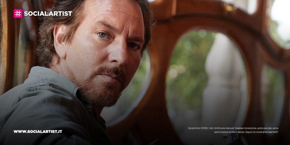 """Eddie Vedder, dall'8 settembre il nuovo singolo """"Long Way"""""""