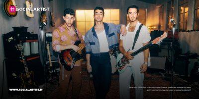 "Jonas Brothers, dal 17 settembre il nuovo singolo ""Who's In Your Head"""
